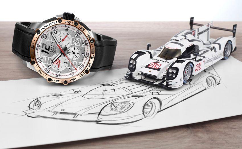 Chopard Superfast Porsche Motorsport 919 – 17 units Image #506685
