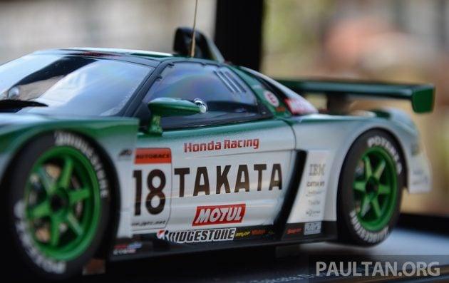Takata Honda NSX