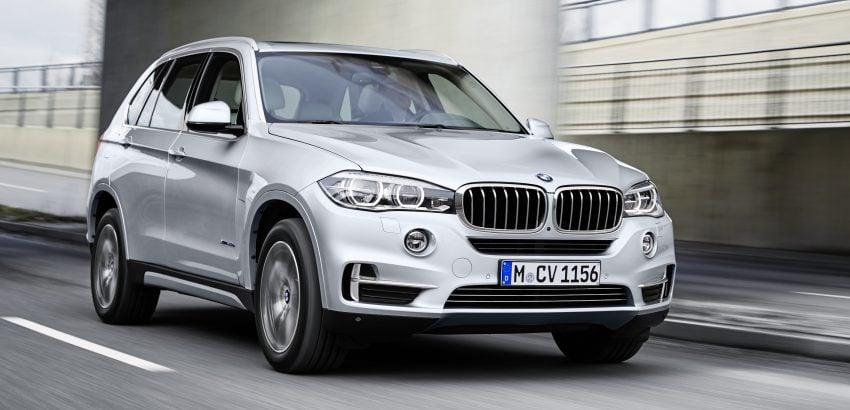 BMW X5 xDrive40e baharu dilancarkan di M'sia –  2.0L pengecas turbo, CKD, harga bermula RM388,800 Image #511725