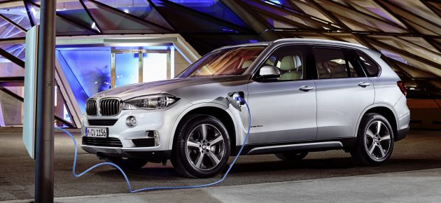 The all-new BMW X5 xDrive40e (4)