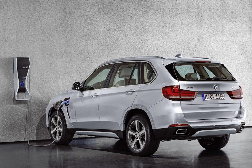BMW X5 xDrive40e baharu dilancarkan di M'sia –  2.0L pengecas turbo, CKD, harga bermula RM388,800 Image #511734