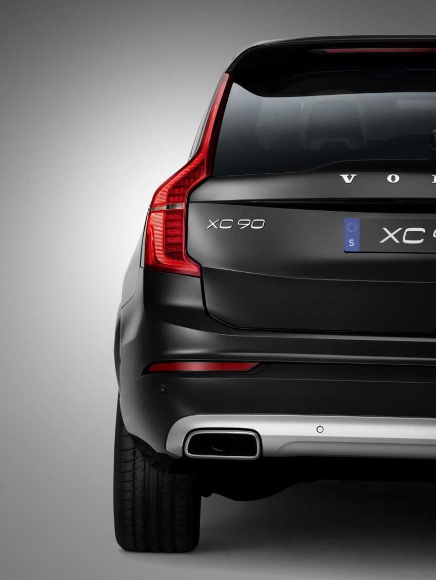 Volvo XC90 T8 Twin Engine CKD launched in Malaysia, RM403,888 for locally-assembled plug-in hybrid SUV Image #502027