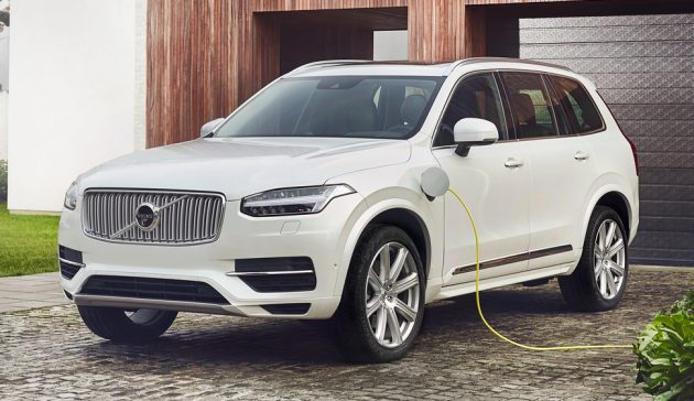 AD: Volvo XC90 T8 Twin Engine, different from the rest