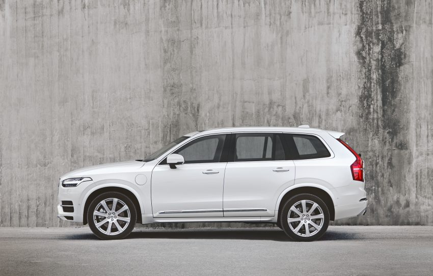 Volvo XC90 T8 Twin Engine CKD launched in Malaysia, RM403,888 for locally-assembled plug-in hybrid SUV Image #502022