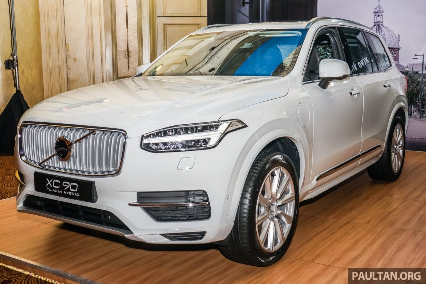 Volvo XC90 T8 Twin Engine CKD launched in Malaysia, RM403,888 for locally-assembled plug-in hybrid SUV Image #502862