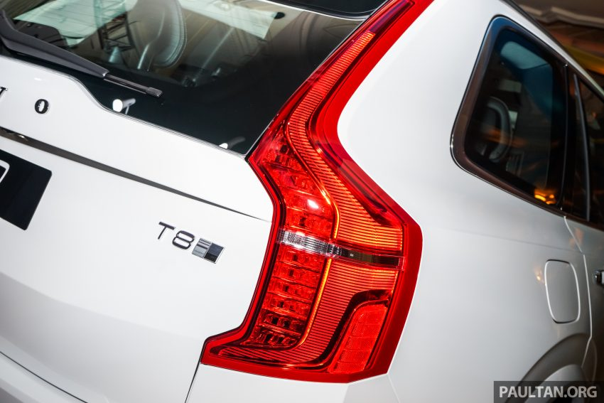 Volvo XC90 T8 Twin Engine CKD launched in Malaysia, RM403,888 for locally-assembled plug-in hybrid SUV Image #502875