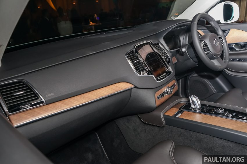 Volvo XC90 T8 Twin Engine CKD launched in Malaysia, RM403,888 for locally-assembled plug-in hybrid SUV Image #502883