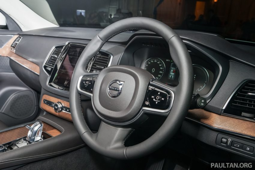 Volvo XC90 T8 Twin Engine CKD launched in Malaysia, RM403,888 for locally-assembled plug-in hybrid SUV Image #502884