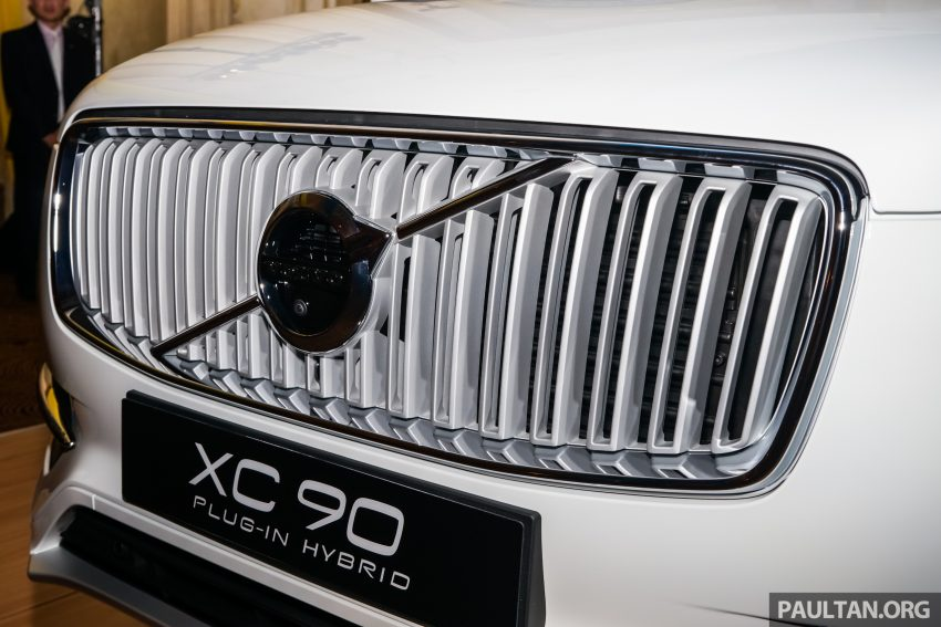 Volvo XC90 T8 Twin Engine CKD launched in Malaysia, RM403,888 for locally-assembled plug-in hybrid SUV Image #502867