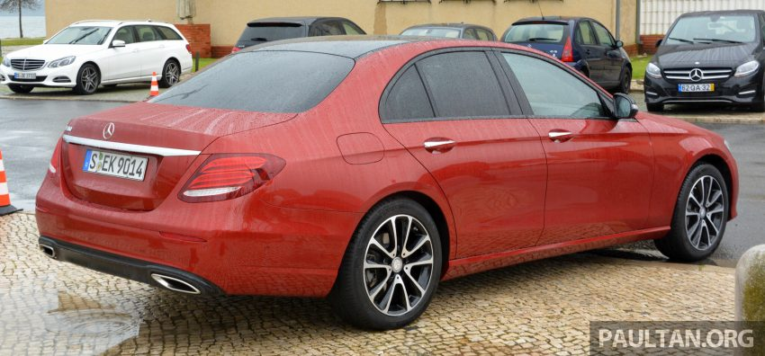 DRIVEN: W213 Mercedes-Benz E-Class in Lisbon Image #504863