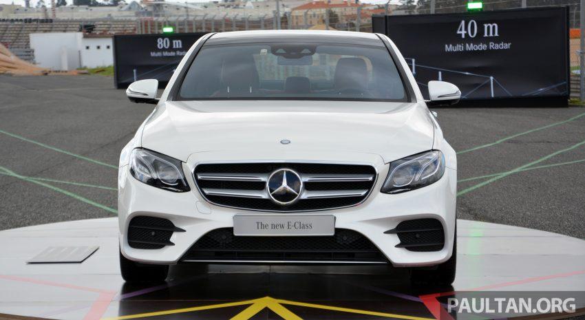 DRIVEN: W213 Mercedes-Benz E-Class in Lisbon Image #504864