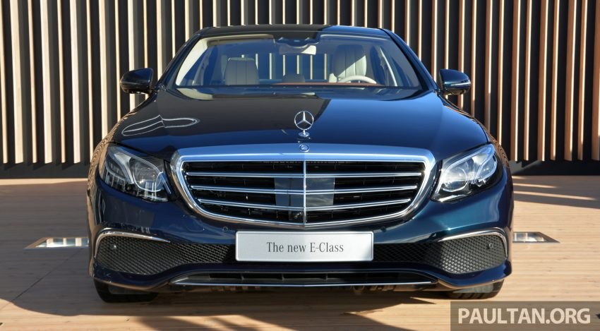 DRIVEN: W213 Mercedes-Benz E-Class in Lisbon Image #504870