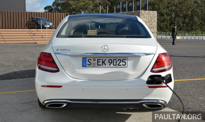 DRIVEN: W213 Mercedes-Benz E-Class in Lisbon Image #504879
