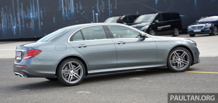 DRIVEN: W213 Mercedes-Benz E-Class in Lisbon Image #504856