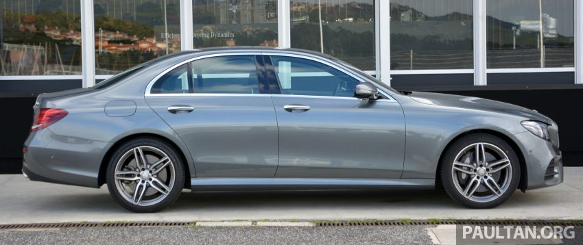 DRIVEN: W213 Mercedes-Benz E-Class in Lisbon Image #504857