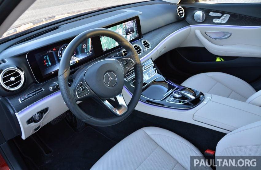 DRIVEN: W213 Mercedes-Benz E-Class in Lisbon Image #504933