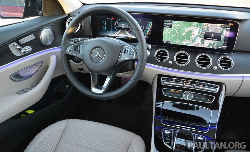 DRIVEN: W213 Mercedes-Benz E-Class in Lisbon Image #504938