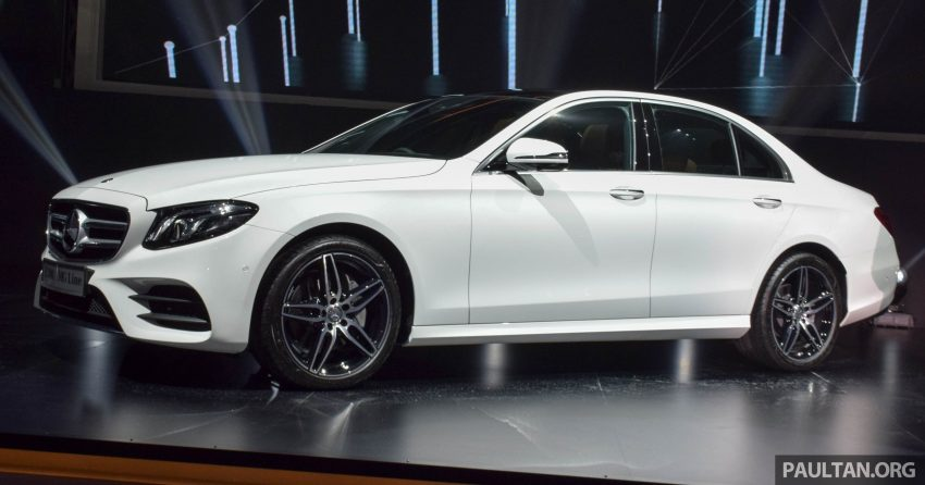 W213 Mercedes-Benz E-Class introduced in Malaysia – E200, E250, E300, four variants, priced from RM396k Image #505653
