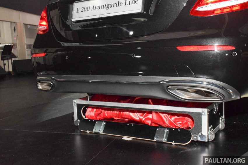 W213 Mercedes-Benz E-Class introduced in Malaysia – E200, E250, E300, four variants, priced from RM396k Image #505889