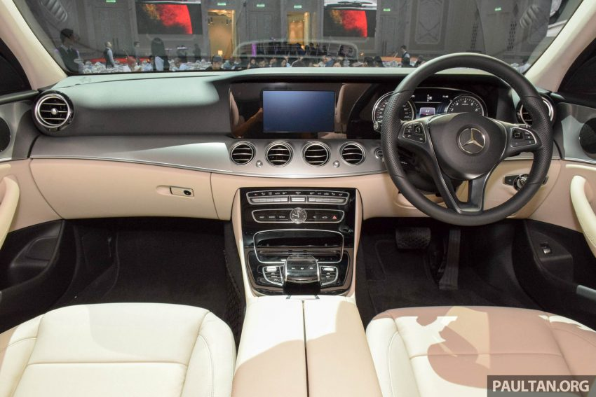 W213 Mercedes-Benz E-Class introduced in Malaysia – E200, E250, E300, four variants, priced from RM396k Image #505893