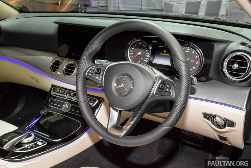 W213 Mercedes-Benz E-Class introduced in Malaysia – E200, E250, E300, four variants, priced from RM396k Image #505894