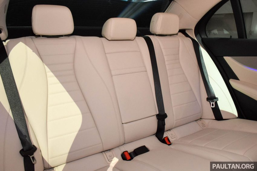 W213 Mercedes-Benz E-Class introduced in Malaysia – E200, E250, E300, four variants, priced from RM396k Image #505902