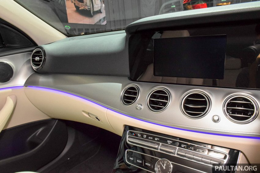 W213 Mercedes-Benz E-Class introduced in Malaysia – E200, E250, E300, four variants, priced from RM396k Image #505904