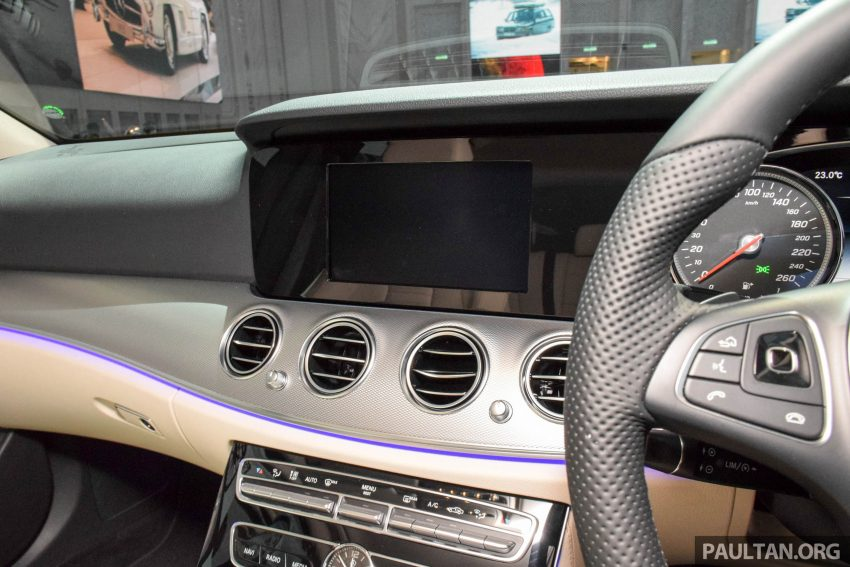 W213 Mercedes-Benz E-Class introduced in Malaysia – E200, E250, E300, four variants, priced from RM396k Image #505905