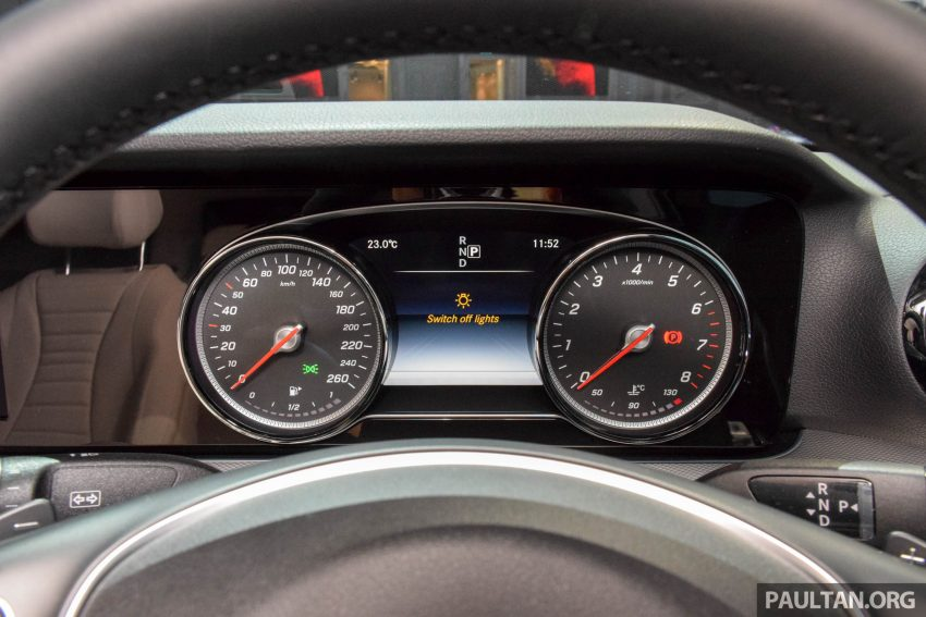 W213 Mercedes-Benz E-Class introduced in Malaysia – E200, E250, E300, four variants, priced from RM396k Image #505906