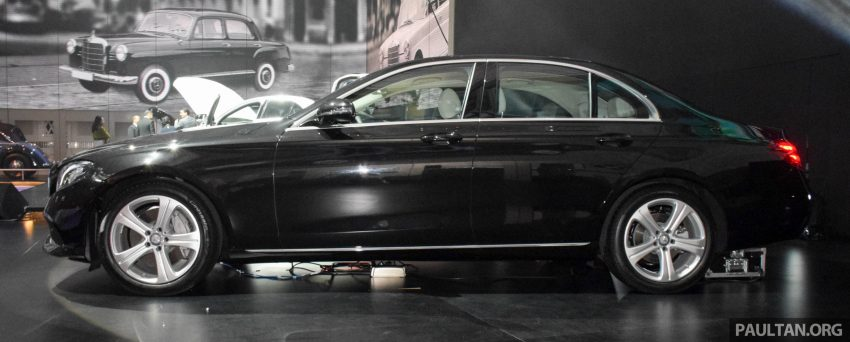 W213 Mercedes-Benz E-Class introduced in Malaysia – E200, E250, E300, four variants, priced from RM396k Image #505883
