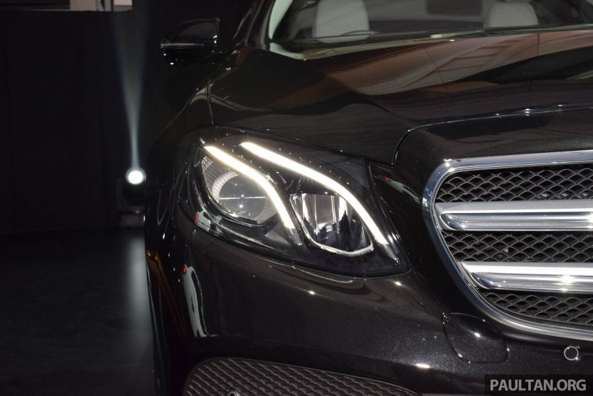 W213 Mercedes-Benz E-Class introduced in Malaysia – E200, E250, E300, four variants, priced from RM396k Image #505885