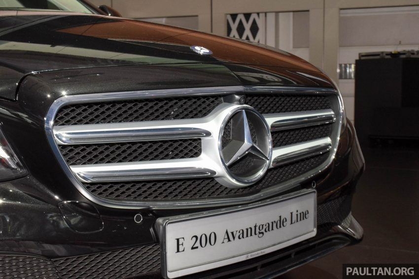W213 Mercedes-Benz E-Class introduced in Malaysia – E200, E250, E300, four variants, priced from RM396k Image #505886