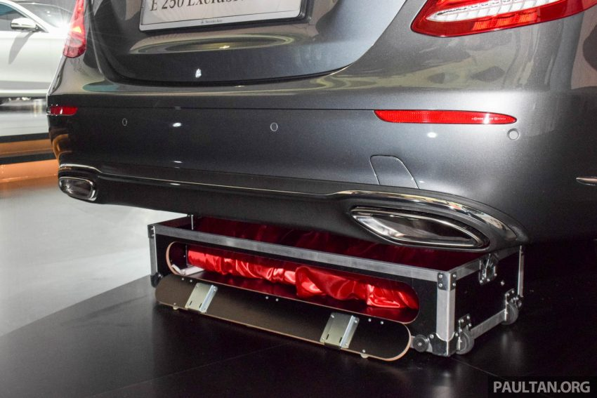 W213 Mercedes-Benz E-Class introduced in Malaysia – E200, E250, E300, four variants, priced from RM396k Image #505850