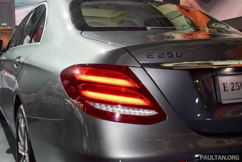 W213 Mercedes-Benz E-Class introduced in Malaysia – E200, E250, E300, four variants, priced from RM396k Image #505852