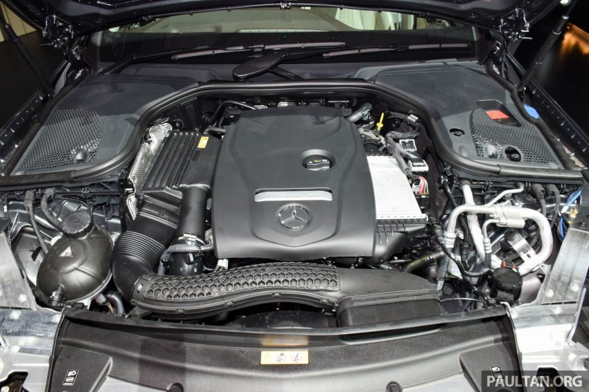 W213 Mercedes-Benz E-Class introduced in Malaysia – E200, E250, E300, four variants, priced from RM396k Image #505856