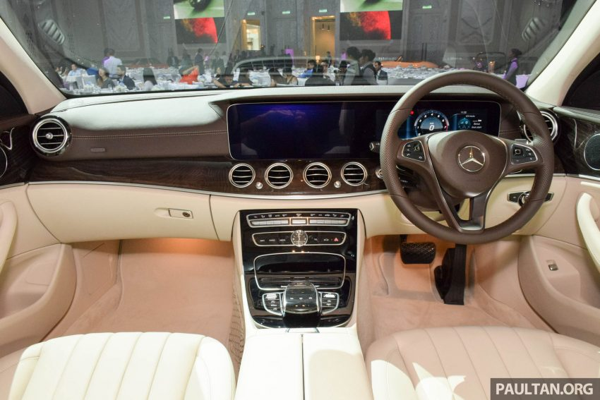 W213 Mercedes-Benz E-Class introduced in Malaysia – E200, E250, E300, four variants, priced from RM396k Image #505857