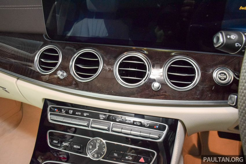 W213 Mercedes-Benz E-Class introduced in Malaysia – E200, E250, E300, four variants, priced from RM396k Image #505862