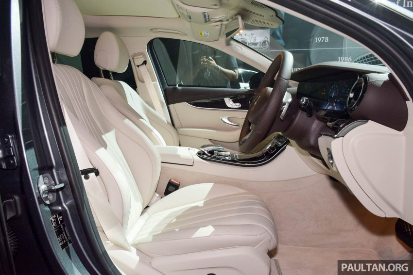 W213 Mercedes-Benz E-Class introduced in Malaysia – E200, E250, E300, four variants, priced from RM396k Image #505867