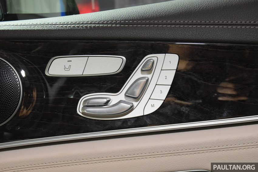 W213 Mercedes-Benz E-Class introduced in Malaysia – E200, E250, E300, four variants, priced from RM396k Image #505868