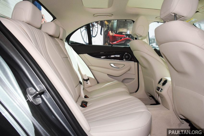 W213 Mercedes-Benz E-Class introduced in Malaysia – E200, E250, E300, four variants, priced from RM396k Image #505870