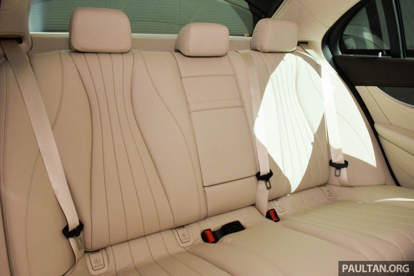 W213 Mercedes-Benz E-Class introduced in Malaysia – E200, E250, E300, four variants, priced from RM396k Image #505871
