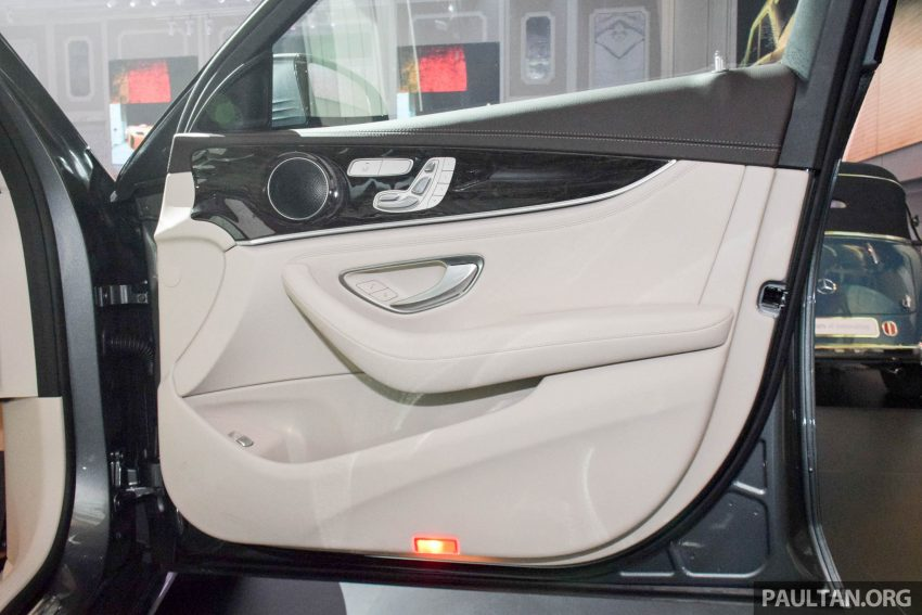 W213 Mercedes-Benz E-Class introduced in Malaysia – E200, E250, E300, four variants, priced from RM396k Image #505873