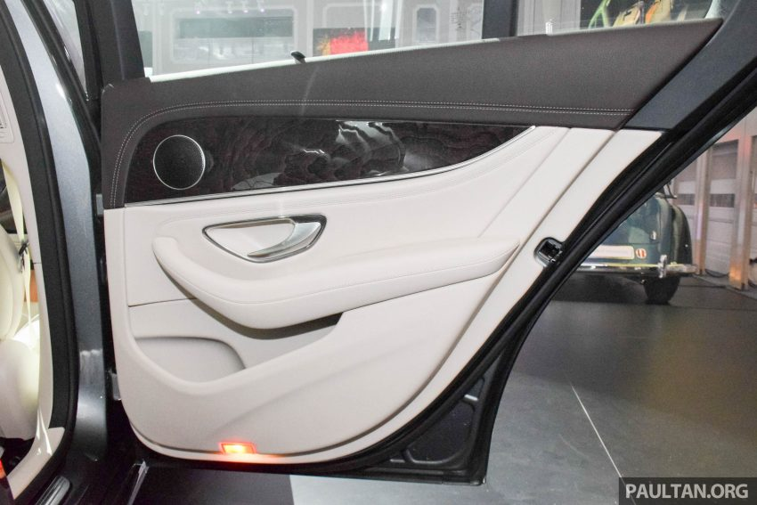 W213 Mercedes-Benz E-Class introduced in Malaysia – E200, E250, E300, four variants, priced from RM396k Image #505874