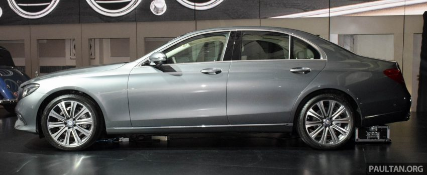W213 Mercedes-Benz E-Class introduced in Malaysia – E200, E250, E300, four variants, priced from RM396k Image #505843