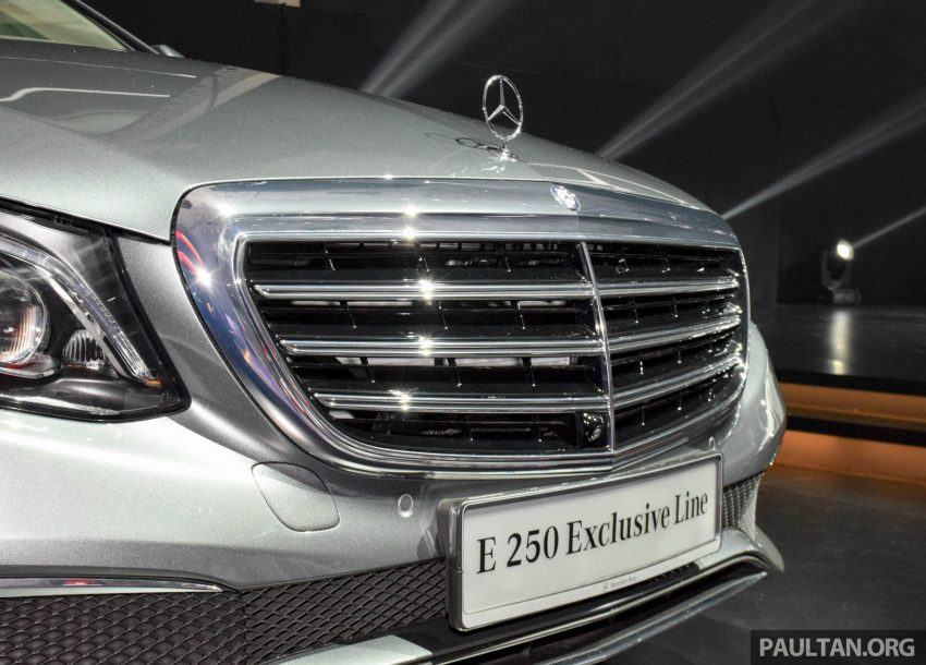 W213 Mercedes-Benz E-Class introduced in Malaysia – E200, E250, E300, four variants, priced from RM396k Image #505844