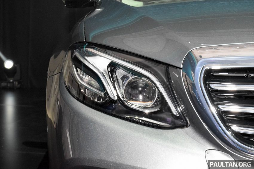 W213 Mercedes-Benz E-Class introduced in Malaysia – E200, E250, E300, four variants, priced from RM396k Image #505846