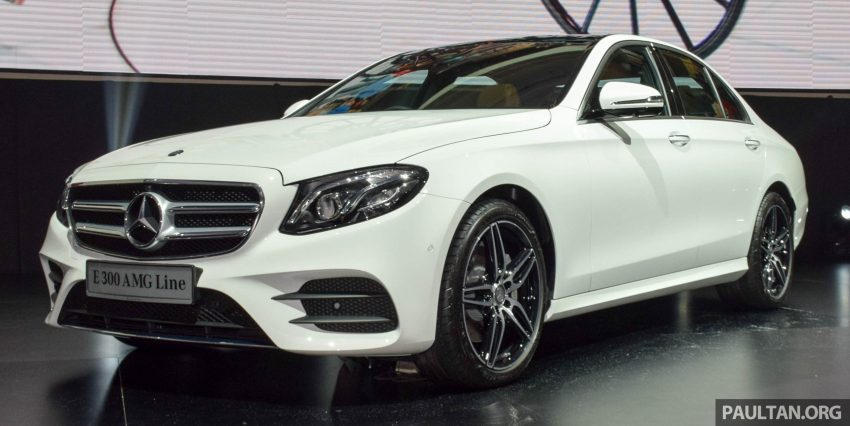 W213 Mercedes-Benz E-Class introduced in Malaysia – E200, E250, E300, four variants, priced from RM396k Image #505788