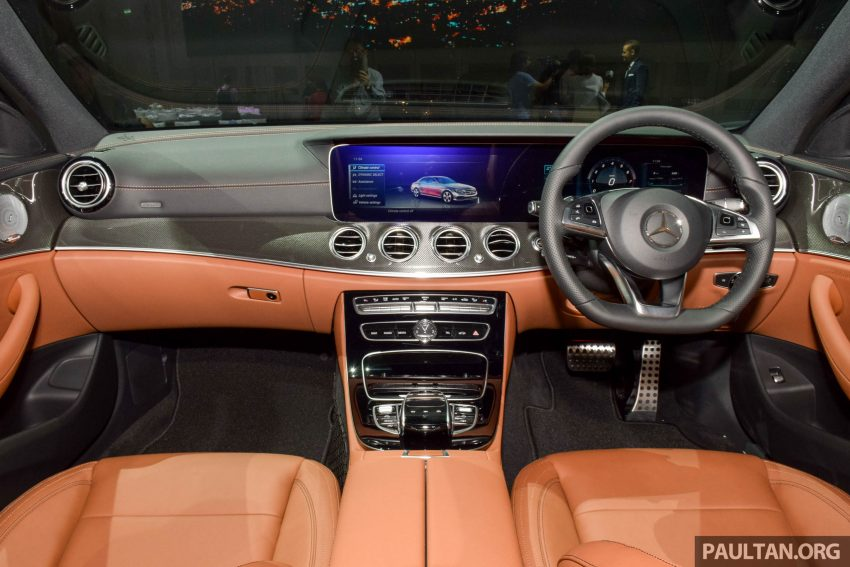 W213 Mercedes-Benz E-Class introduced in Malaysia – E200, E250, E300, four variants, priced from RM396k Image #505809