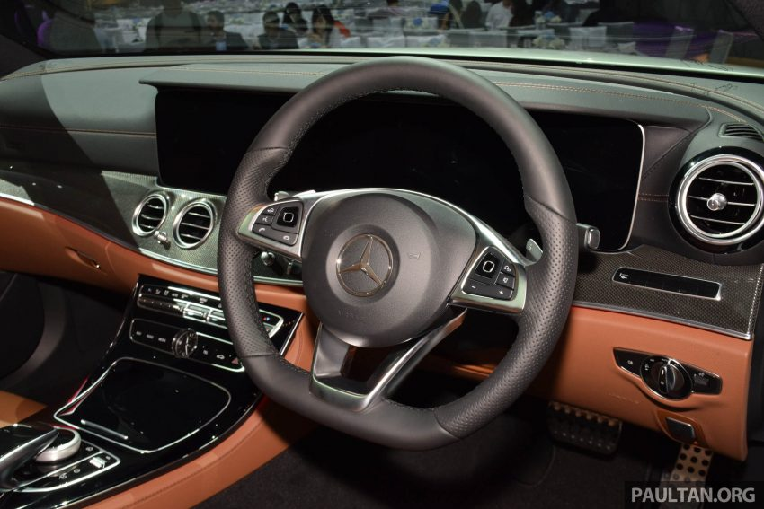 W213 Mercedes-Benz E-Class introduced in Malaysia – E200, E250, E300, four variants, priced from RM396k Image #505810