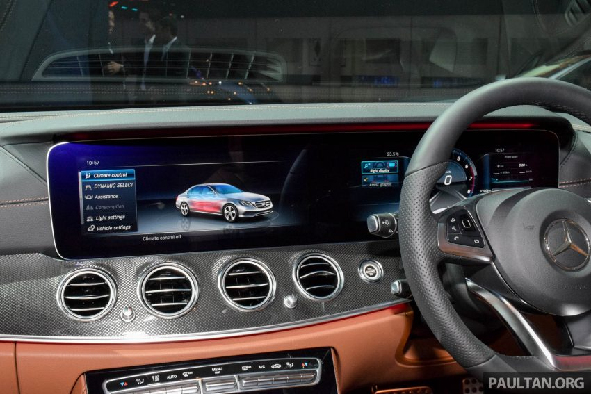 W213 Mercedes-Benz E-Class introduced in Malaysia – E200, E250, E300, four variants, priced from RM396k Image #505813